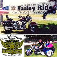 Down Under Motorcycle Tours