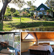 Hillview Cottage Spa Chalet