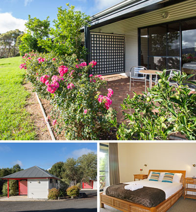 Karri Aura Caravan Park and Motel Suites