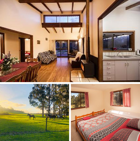 Billa Billa Farm Cottages