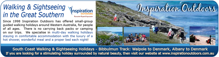 Denmark Walking Tours - Walk the Bibbulmun Track