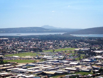 The Albany Show from Mount Melville
