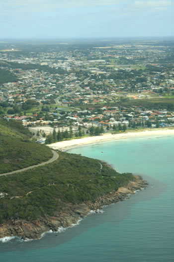 Middleton Beach by the Air, Albany, West Australia