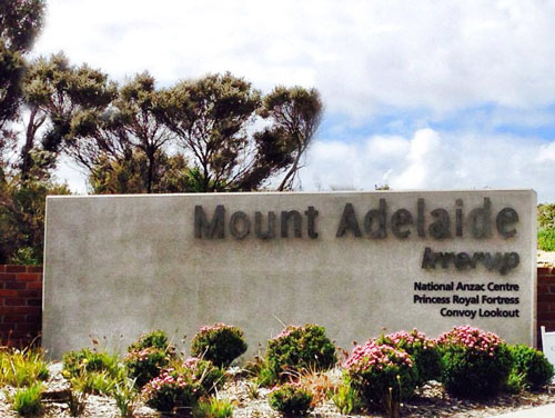 Mount Adelaide (Irrerup)