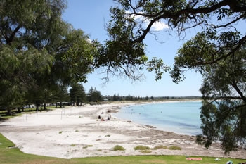 Beaches of the South Coast of Western Australia