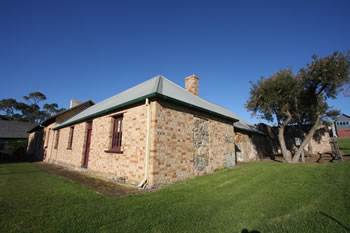 The Old Gaol and Museum, Albany