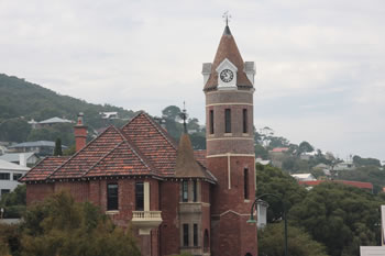 The Old Post Office, Albany, Western Australia