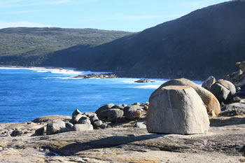 The Blowholes, Torndirrup National Park, Albany