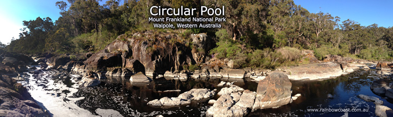 Circular Pool, Mount Frankland National Park