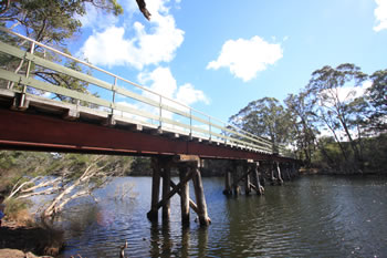 Heritage Rail Bridge