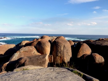 Elephant Rocks & Elephant Cove at William Bay National ...