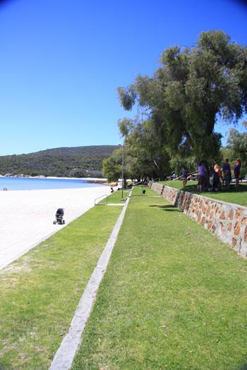 Emu beach