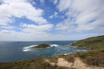 Forsyth Bluff, West Cape Howe National Park
