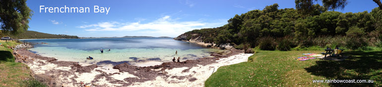 Frenchman Bay in Summer, Albany WA