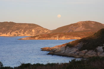 Frenchman Bay, Full Moon