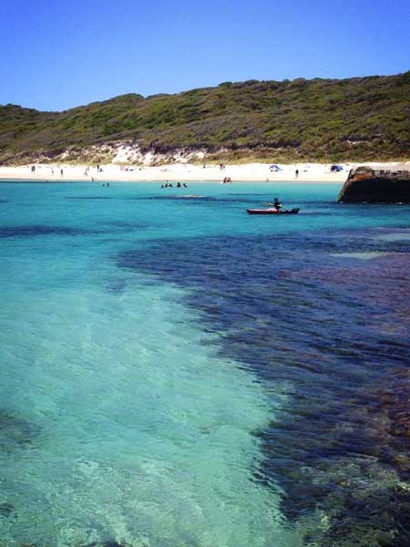 Activities at Greens Pool, William Bay National Park, Denmark, Western Australia
