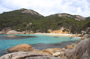 Waterfall Beach at Two Peoples Bay