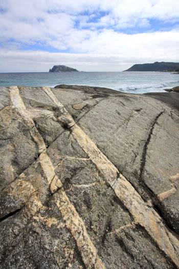 Chatham Island and Rock Formations