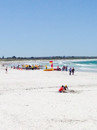 Middleton Beach, Summer School Holidays