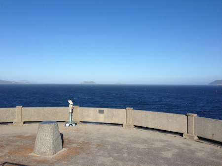 Whale Watching Platform, King Point