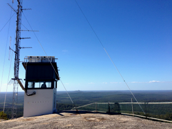Mount Frankland Lookout Tower