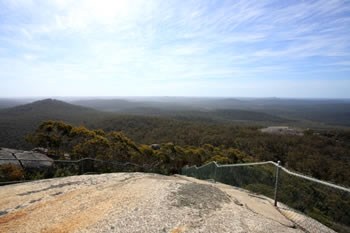 Mt Frankland National Park