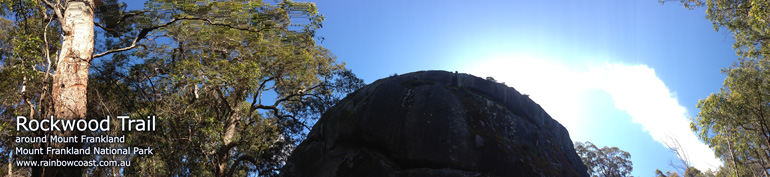 Rockwood Trail, Mount Frankland