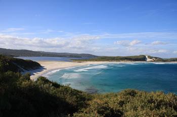 Ocean Beach From Wilson Head Lookout