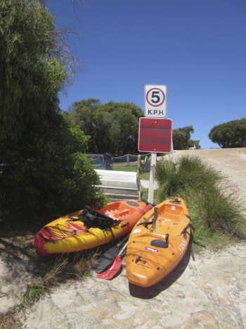 Parry Beach Lifesaving Equipment