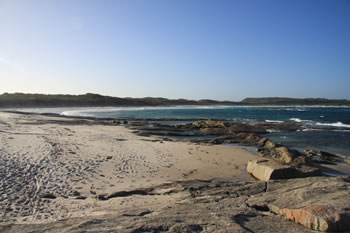 Parry Beach and William Bay