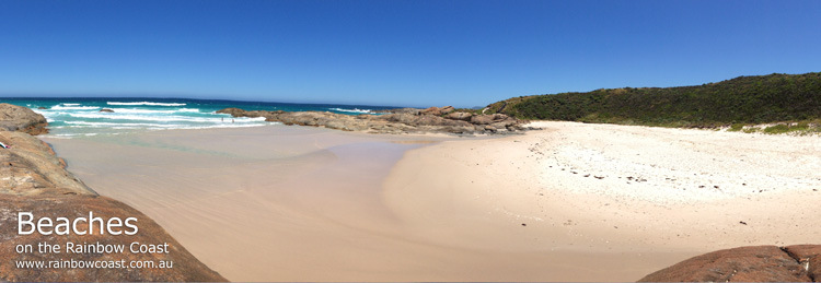 Beaches on the South Coast of Western Australia