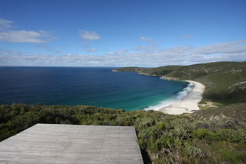 Cosy Corner Beach near West Cape Howe National Park