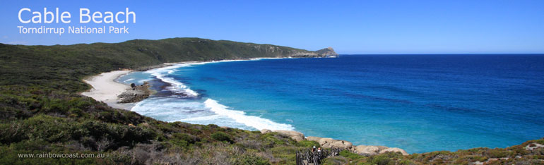 Cable Beach in Summer, Albany, Western Australia