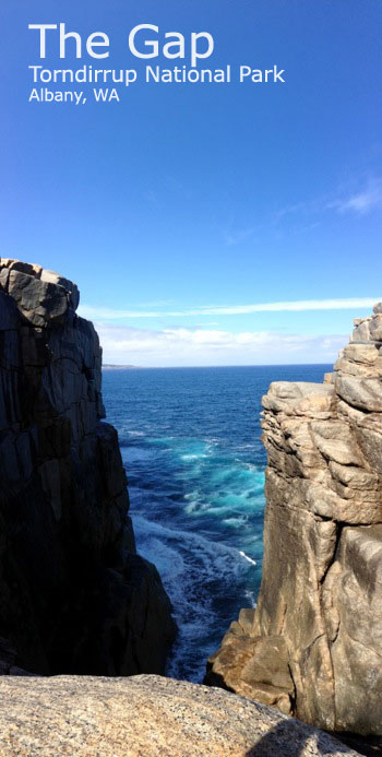 The Gap, Torndirrup National Park, Albany
