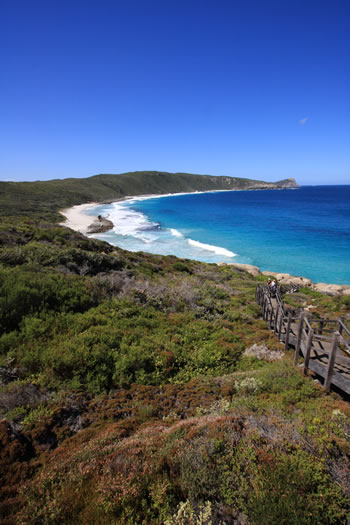 Cable Beach Photograph, Torndirrup National Park, Albany Australia
