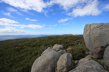Stony Hill, Torndirrup National Park Panorama