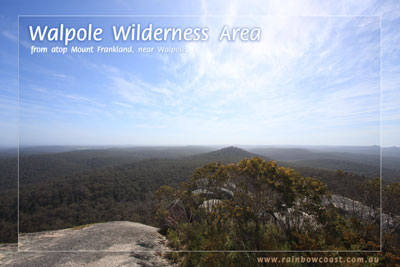 Walpole Wilderness Area, South Coast, Western Australia