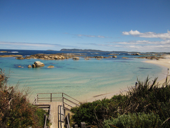 Greens Pool, Summertime at William Bay National Park